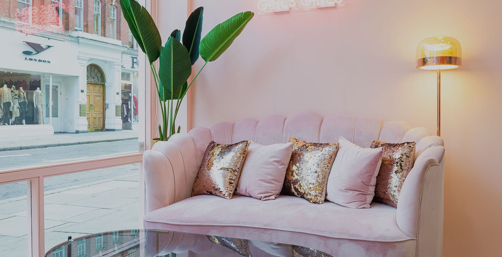 London, Fitzrovia Beauty Salon