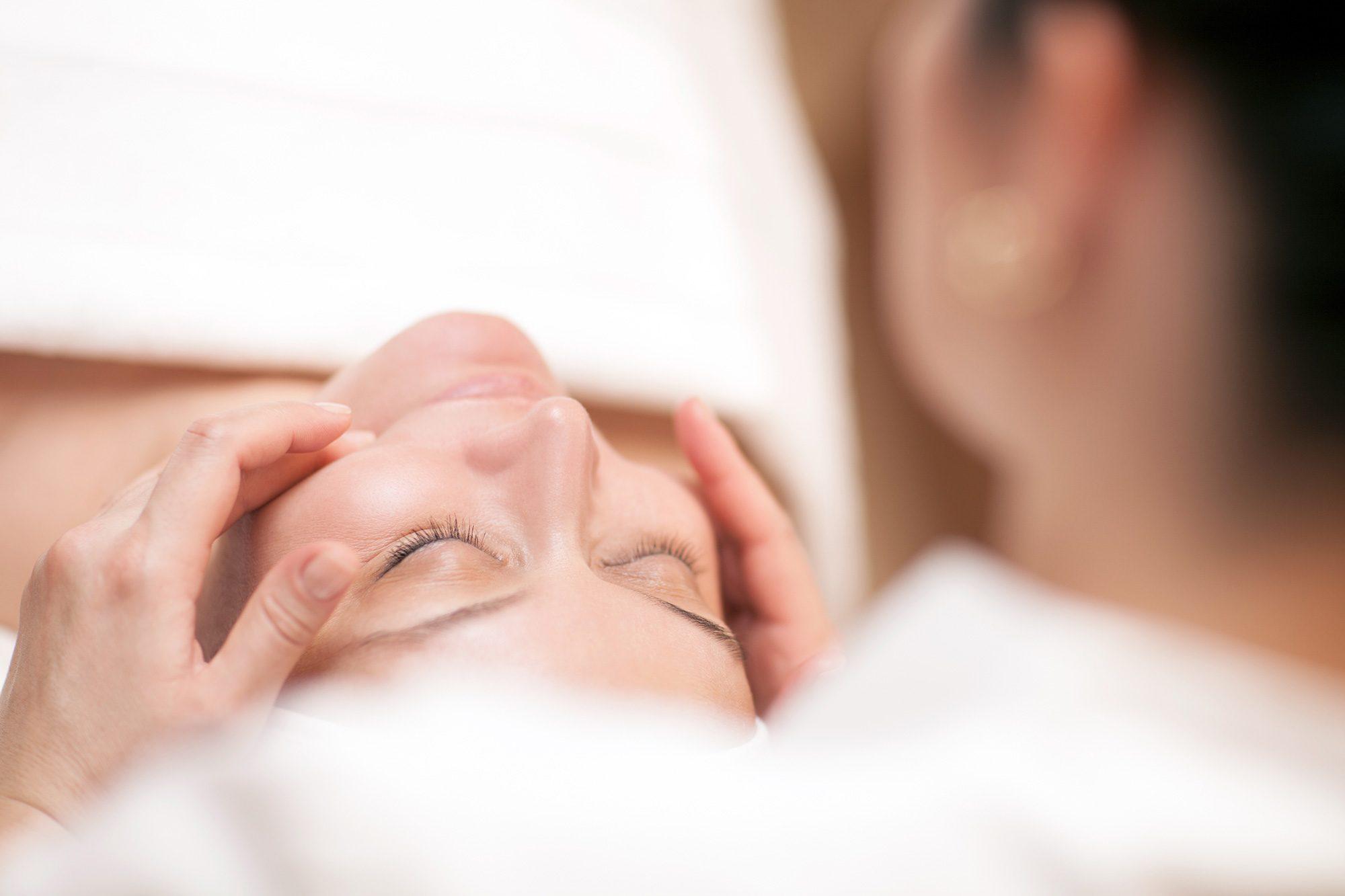 Indiba beauty treatments